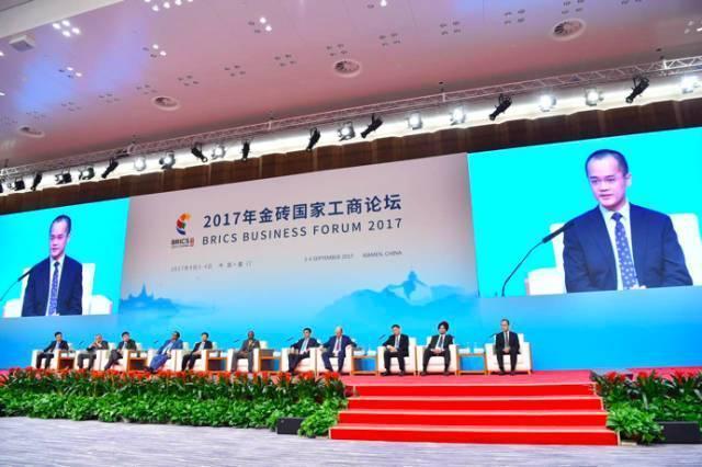「金磚時間」美團點評CEO王興:中國經驗比美國經驗更有借鑑意義
