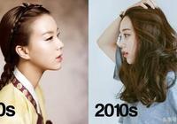 《日韓審美變化100年》韓國50年代的變化還真大啊!