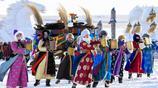 內蒙古冬季那達慕啟幕