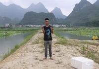 廣西上林90後小夥子,毅然返回農村創業