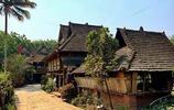 傣族園旅行記憶,傣族自然村寨之美景