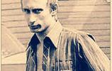從克格勃到總統,普京一家罕見舊照,原來他們也有如此平淡的生活