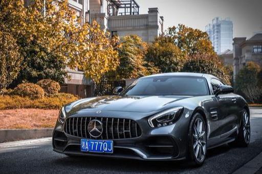 奔馳AMG GT欣賞