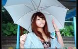 美圖故事會:撐傘的女孩