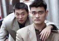 愛恨交織的籃球兄弟情:劉煒&姚明