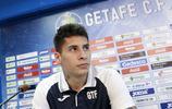 赫塔菲俱樂部簽約烏拉圭後衛,年僅19歲!一雙迷人大眼魅力無限