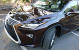 19款美版雷克薩斯RX350L到店實拍,內飾跟國內比,怎麼樣