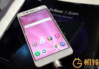 2.3倍光變 華碩ZenFone 3 Zoom現身電腦展
