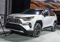 新一代豐田RAV4正式下線,SUV市場格局將要改變了!