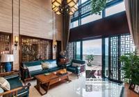 別墅古典新中式溫馨家裝
