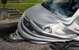 融化的汽車,有趣的創意