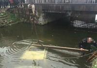 常州一男子參加完葬禮回去路上開車衝入河 不幸身亡