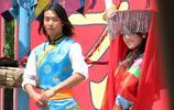 揭祕:深入土族村落,看古老婚俗,少女熱舞