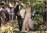 吳中天楊子姍婚禮五阿哥和小燕子到場祝福:這是你們在一起的第2227天
