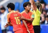 女世杯:意大利女足 VS 中國女足