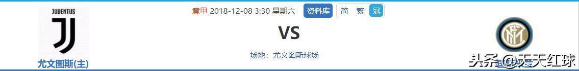意甲分析:12-08 尤文圖斯vs國際米蘭 尤文圖斯勢如破竹