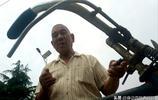 農村75歲大爺每天騎行30公里既鍛鍊身體又賞美景,交通工具是亮點