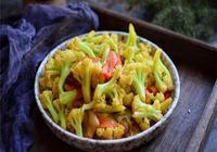 炒花菜時,可別光會焯水或過油,直接這1步,花菜香脆還入味