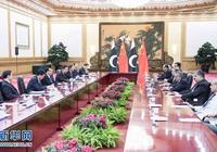李克強會見巴基斯坦總理謝里夫