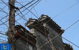看一看,互聯網時代還在用木頭電線杆,安徽這個千年古鎮保留完好