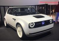本田UrbanEV量產城市電動汽車內飾圖曝光