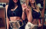 每週WWE摔角小姐姐晒顏值 姐妹閨蜜老公齊上陣 哪個是你的菜?