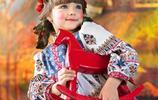 """八歲就被評為世界""""最美女孩"""",這個俄羅斯小女孩太出名了"""