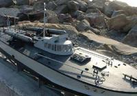 以小博大的魚雷艇 航速高達100千米每小時