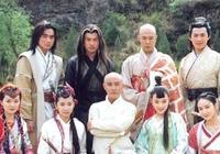 真的,現在來看《少年張三丰》的演員陣容,簡直了!