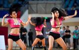 2017亞洲籃球俱樂部冠軍盃小組賽開賽,籃球寶貝齊熱舞,嗨翻全城