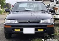 素雅的第七代本土版豐田卡羅拉!