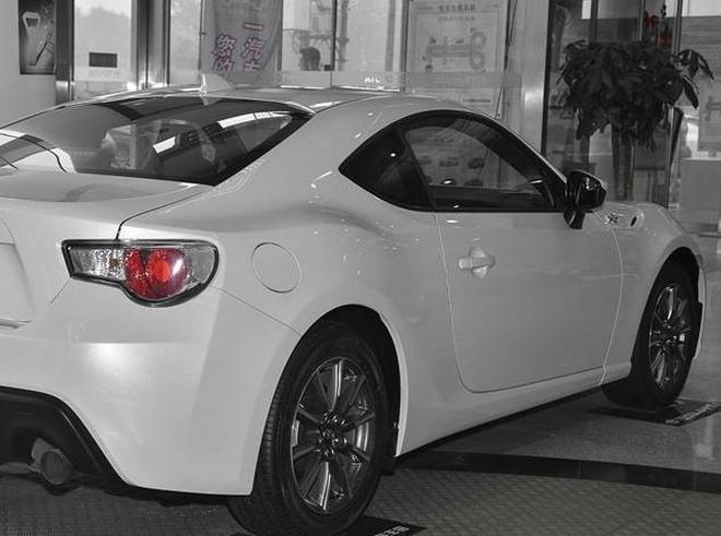 豐田86,2014款 2.0L 自動 豪華型