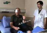 新疆7旬老人千里尋醫 德陽病休醫生帶病吸氧完成手術