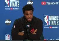 洛瑞:倫納德真的熱愛籃球,他付出了大量的努力
