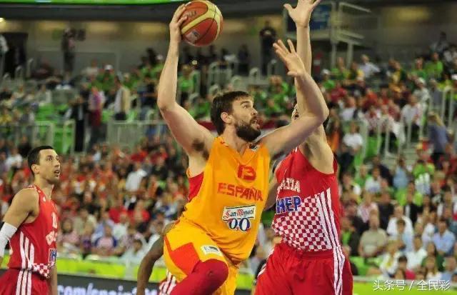 歐洲男籃錦標賽 西班牙能否一站到底?