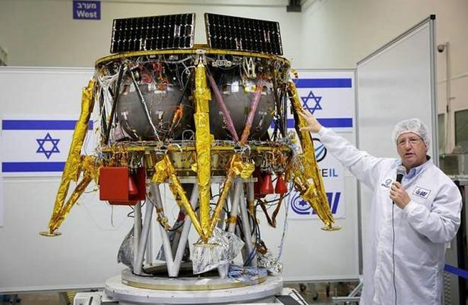 以色列首個月球探測器今晨成功發射,它攜帶了一張神祕的金屬光盤