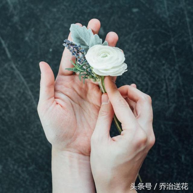 婚禮紀 一起動手DIY婚禮胸花