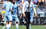 足球——意甲:羅馬不敵拉齊奧