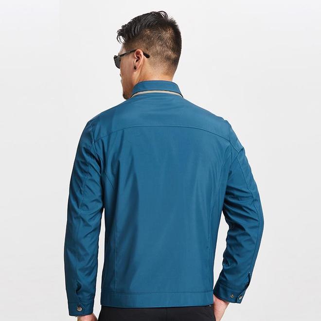 建議中年男人:多穿下圖夾克,出門帥氣有面子,年輕不顯老