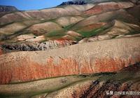 5億年前乾旱的新疆曾是海洋,專家:不排除以後再成海洋。