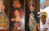 2017阿爾塔文化節的杜嘉班納時裝秀