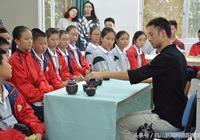 傳統文化走進課堂 德陽外國語學校開展青少年茶學課堂