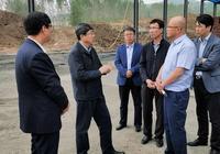 黑龍江省委常委、哈爾濱市委書記王兆力到哈爾濱市阿城區調研重點項目建設情況