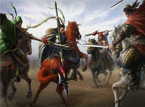 沒殺過名將,一生都在逃跑的呂布,為什麼會成為三國第一猛將?