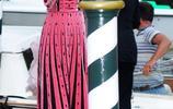 威尼斯電影節上真正的王子和公主!