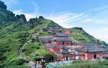 世界自然遺產,貴州銅仁梵淨山美景欣賞