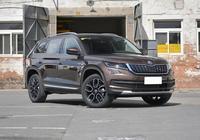 與途觀L同平臺,軸距比漢蘭達長1mm,這德系七座SUV值得買嗎?