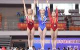 2017武漢中國車都全國體操錦標賽 女子平衡木朱曉芳奪冠