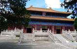 北京十三陵中大明穆宗朱載垕的昭陵