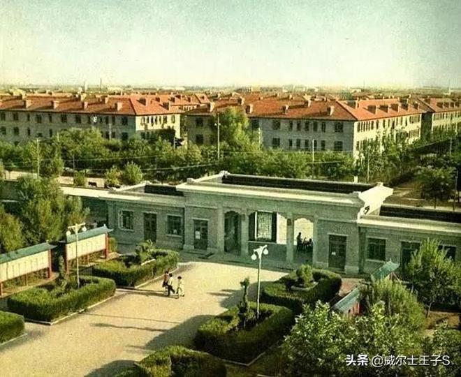 鄭州。獨家的記憶。(50、60年代)